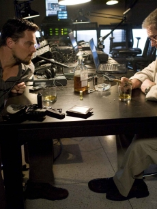 Leonardo DiCaprio and Russell Crowe face off in 'Body of Lies'