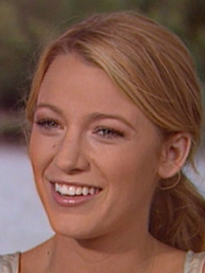 Blake Lively dishes on 'Gossip Girl' to Access