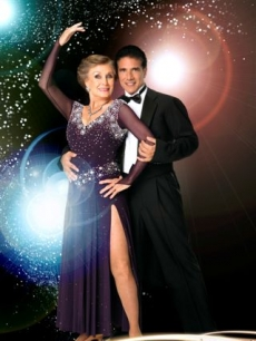 DANCING WITH THE STARS - Cloris Leachman and Corky Ballas