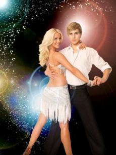 DANCING WITH THE STARS - Cody Linley and Julianne Hough
