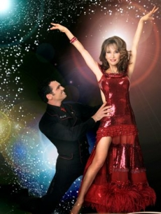 DANCING WITH THE STARS - Susan Lucci and Tony Dovolani 