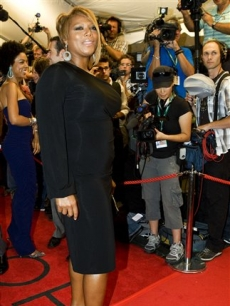 Queen Latifah at the Toronto Film Festival
