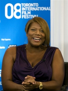 Queen Latifah reveals 'The Secret Life of Bees' at the Toronto Film Festival