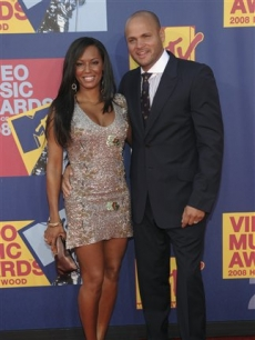 Mel B at the MTV VMAs alongside husband, Stephen Belafonte