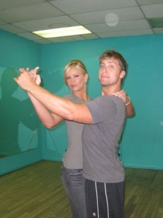 Lance Bass and Access Hollywood&#8217;s Nancy O&#8217;Dell