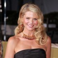 A stunning Christie Brinkley attends the Metropolitan Opera opening
