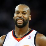 Former Golden State Warriors player Baron Davis starts his first season with the LA Clippers