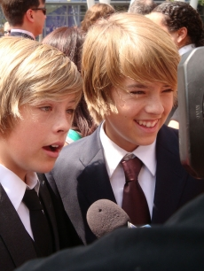 Disney Channel's Cole and Dylan Sprouse