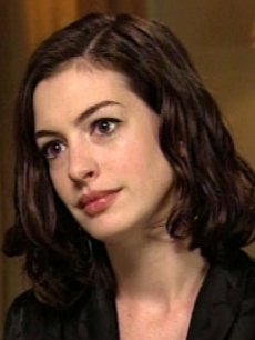 Anne Hathaway talks to Access Hollywood, Sept. 2008 