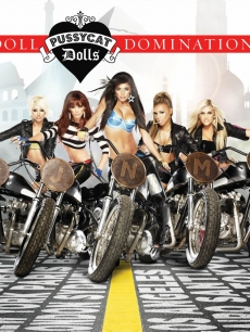 Cover art for the Pussycat Dolls 2008 album 'Doll Domination'