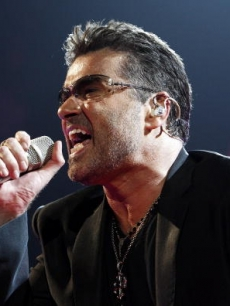 George Michael kicks off his '25 Live' tour in San Diego, June 17, 2008