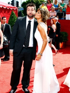 Joey Fatone and Lisa Rinna