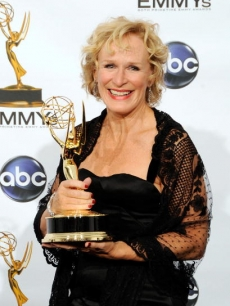 Glenn Close, Best Actress in a Drama Series for &#8216;Damages&#8217;