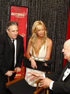 Stephen Colbert, Jon Stewart, Nancy O&#8217;Dell and Don Rickles 