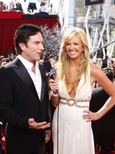 Nancy O'Dell chats with 'Survivor' host and former Access host Jeff Probst