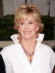 Jane Fonda attends the 125th Metropolitan Opera opening night, NYC 