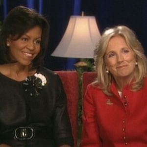 Video 699865 - Access Preview: Michelle Obama & Jill Biden Exclusive
