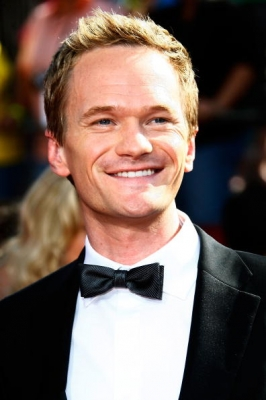 Neil Patrick Harris arrives at the 60th Primetime Emmys 