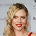 Scarlett Johannson at the 'Vicky Cristina Barcelona' Premiere in Westwood, CA