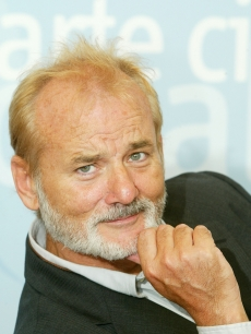 What is Bill Murray thinking?