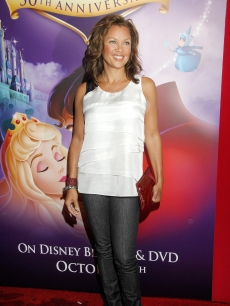 Vanessa Williams glows at the 'Sleeping Beauty' 50th Anniversary DVD release in NYC