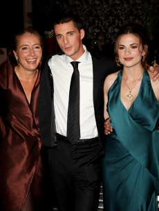 Emma Thompson, Matthew Goode & Hayley Atwell premiere 'Brideshead Revisisted'