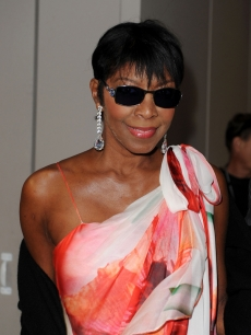 Natalie Cole in New York (Sept. 10, 2008)