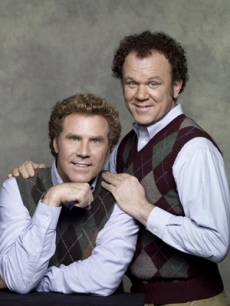 Will Ferrell and John C. Reilly in 'Step Brothers'