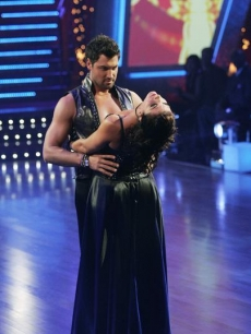 Misty and Maks take on the Paso Doble on 'Dancing'