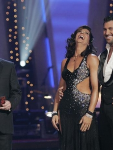 Misty and Maks hit the ballroom for week 1 of 'Dancing With the Stars'