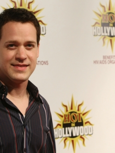 T.R. Knight arrives at the Hot In Hollywood event, August 16, 2008 