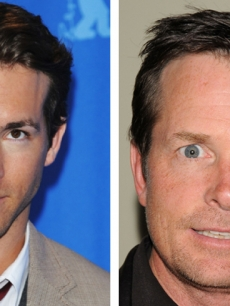 Ryan Reynolds &amp; Michael J. Fox