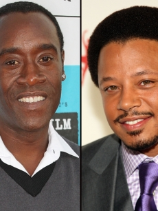 Don Cheadle, Terrence Howard