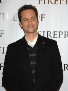 Actor Kirk Cameron attends the premiere of Samuel Goldwyn Films' 'Fireproof' at the Fire Museum on September 25, 2008 in Hollywood, California