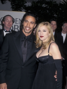 Madonna and Carlos Leon