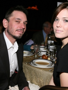 DJ AM & ex Mandy Moore at the Friendly House Awards Luncheon in Beverly Hills