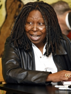 Whoopi Goldberg signs copies of  'Sugar Plum Ballerinas: Plum Fantastic' in NYC