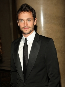 Hugh Dancy attends the 25th annual Night of Stars hosted by Fashion Group International