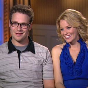 Video 774621 - Seth Rogen & Elizabeth Banks Talk 'Zack And Miri Make A Porno'