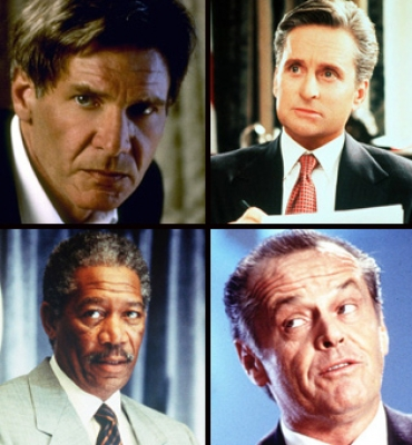 Top 10 Movie Presidents Moviefone Poll