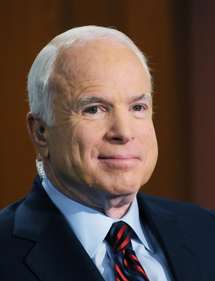 John McCain on 'Meet The Press'