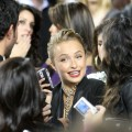 Hayden Panettiere at Madonna's 'Sticky & Sweet' tour in LA