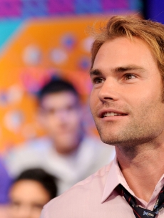 Seann William Scott visits MTV's 'TRL,' Nov. 4, 2008