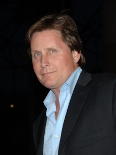 Emilio Estevez in Hollywood (May 2007)