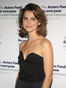 Keri Russell attends the after party for the Actors Fund reading of &#8216;All About Eve&#8217; in NYC