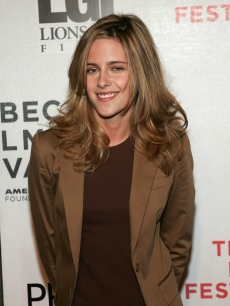 Kristen Stewart at Tribeca in 2005