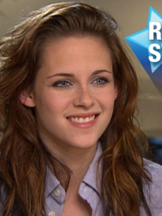 Kristen Stewart - Access Hollywood&#8217;s latest Rising Star