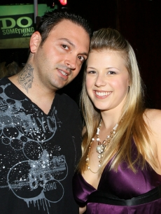 Cody Herpin and Jodie Sweetin (Aug. 2008)