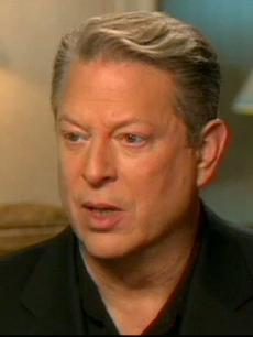 Al Gore chats with Access