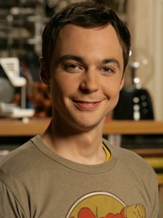 &#8216;Hot Geek&#8217; &#8211; Sheldon Cooper on &#8216;The Big Bang Theory&#8217; played by Jim Parsons